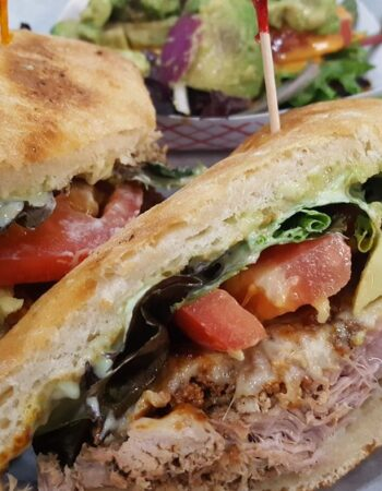 Si Señor Peruvian Sandwiches and More
